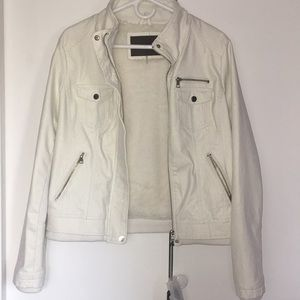NWT Ci Sonó White Jacket